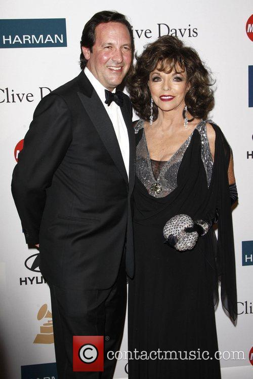 Joan Collins and Beverly Hilton Hotel 2