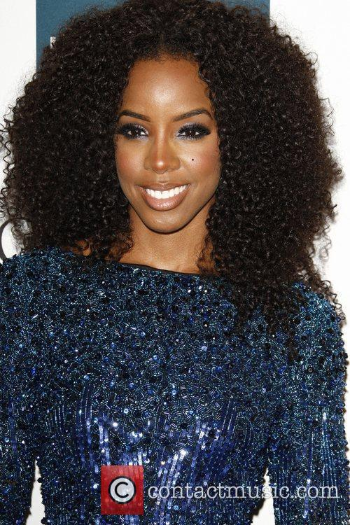 Kelly Rowland and Beverly Hilton Hotel 4