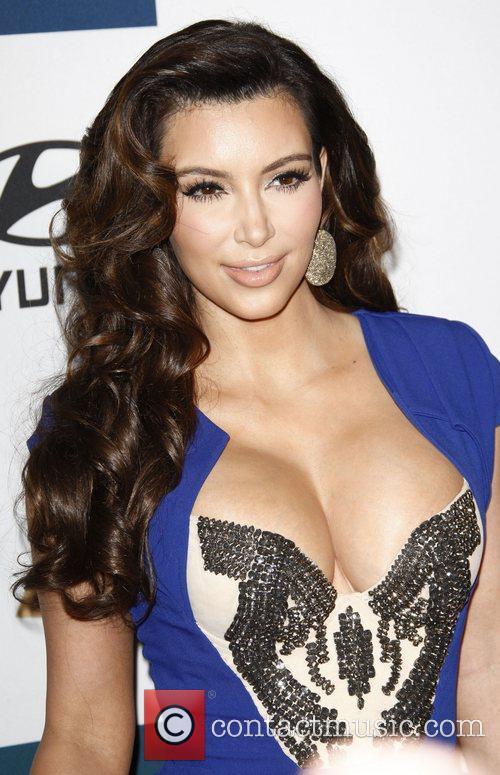 Kim Kardashian and Beverly Hilton Hotel 2
