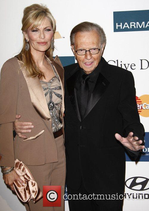 Larry King and Beverly Hilton Hotel 1