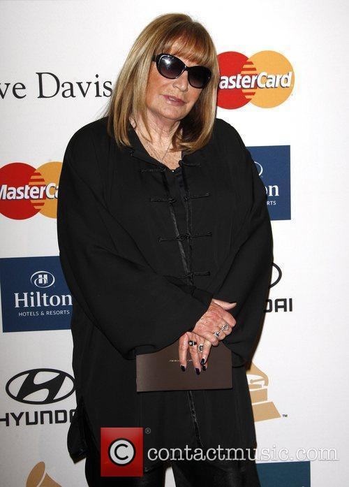 Penny Marshall and Beverly Hilton Hotel 7