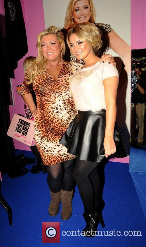 Gemma Collins and Sam Faiers 1
