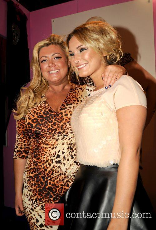 Gemma Collins and Sam Faiers 2