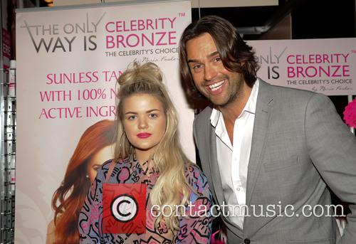 Tayla Blue, Nick Hemming, Celebrity Bronze Tan, The Clothes Show Live, Day