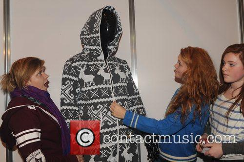Onesies on display Clothes Show Live 2011 at...