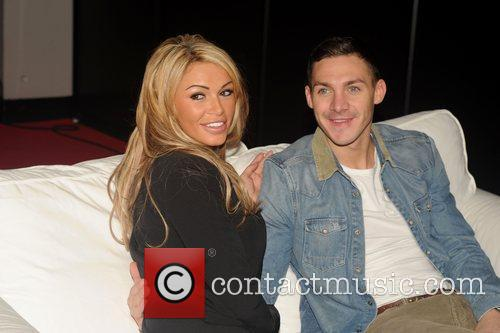 Kirk Norcross and Gemma Massey  Clothes Show...