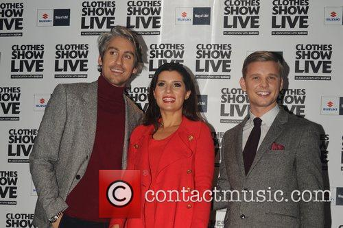 George Lamb and Jeff Brazier 1