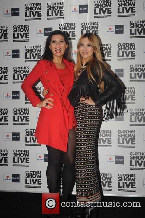 Grace Woodward (NTM Judge) & Zara Martin attending...