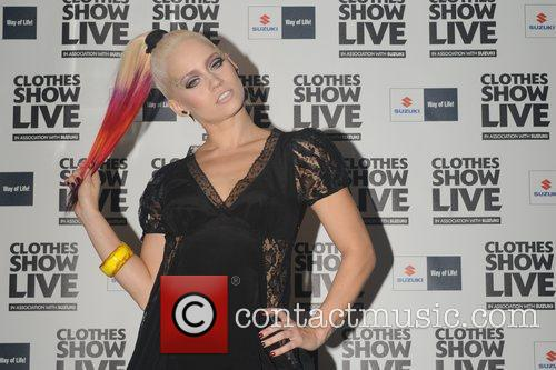 Kimberley Wyatt attending the Clothes Show being held...