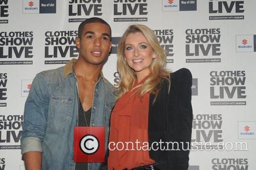 Lucien Laviscount and Gemma Merna 2