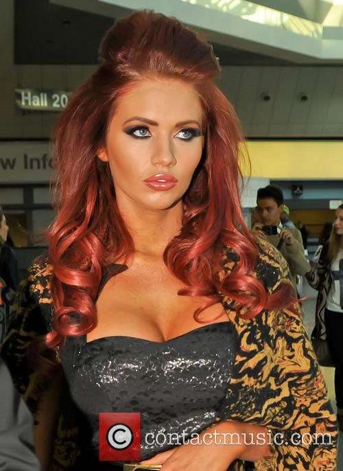 Amy Childs, Birmingham Nec and Clothes Show Live 2