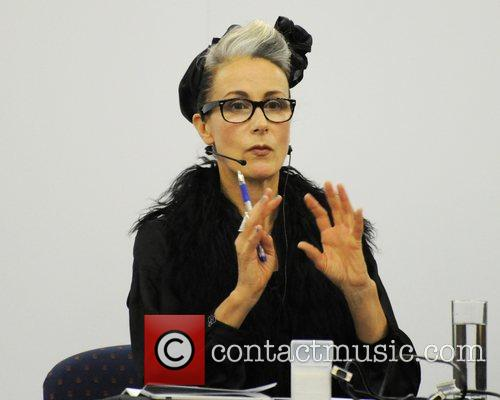 Caryn franklin clothes show live at the birmingham