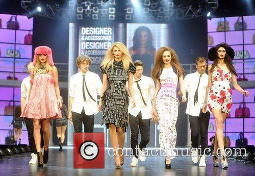 Models  the Clothes Show Live held at...