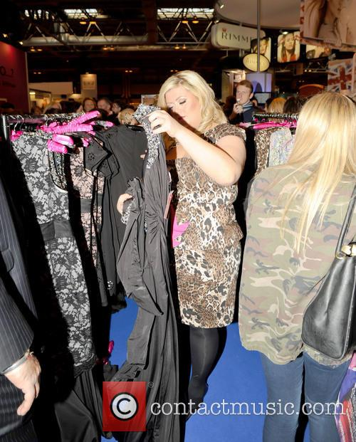 The Clothes Show Live and Gemma Collins 1