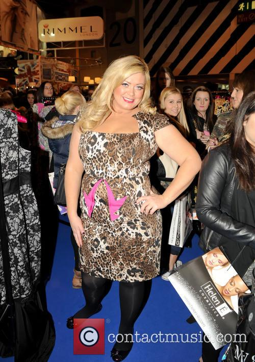 The Clothes Show Live and Gemma Collins 3