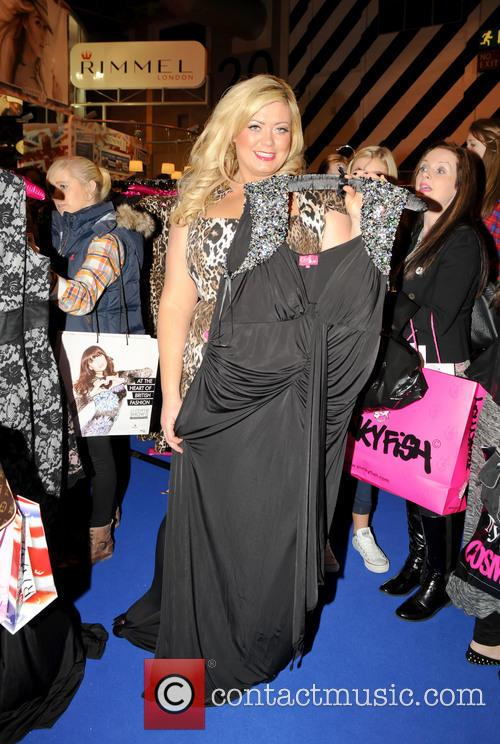 The Clothes Show Live and Gemma Collins 5