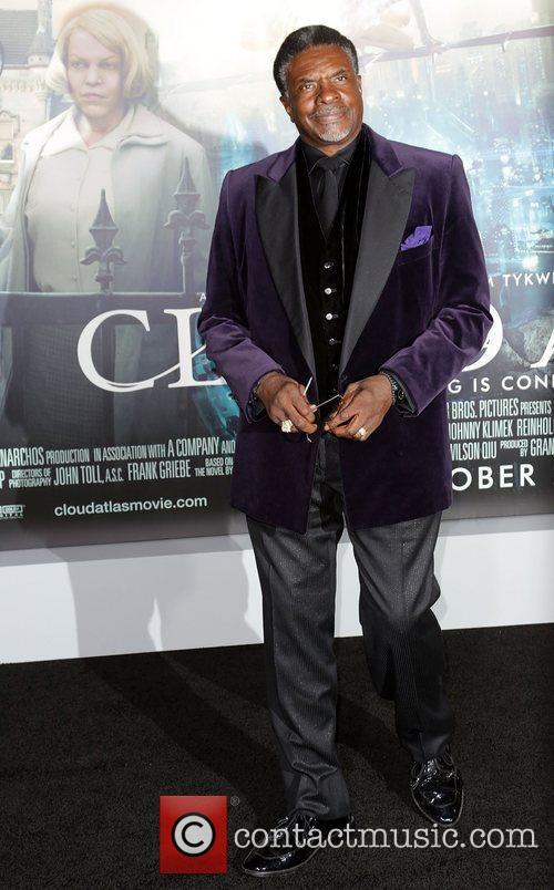 Keith David and Grauman's Chinese Theatre 4