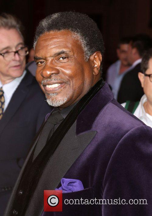 Keith David and Grauman's Chinese Theatre 2