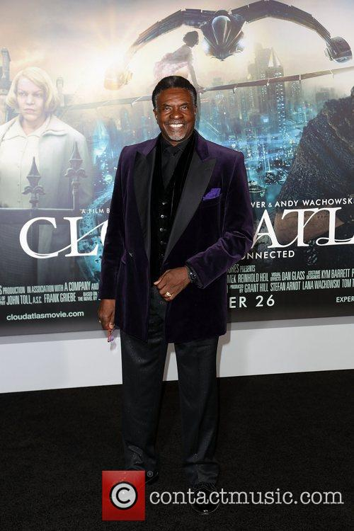 Keith David and Grauman's Chinese Theatre 3