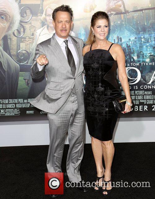 Tom Hanks, Rita Wilson and Grauman's Chinese Theatre 5