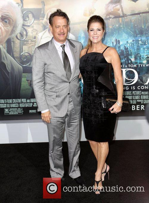 Tom Hanks, Rita Wilson and Grauman's Chinese Theatre 4