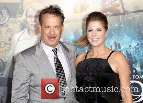 Tom Hanks, Rita Wilson and Grauman's Chinese Theatre 1
