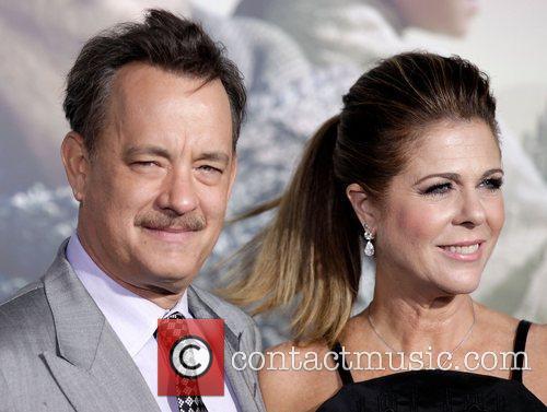 Tom Hanks, Rita Wilson and Grauman's Chinese Theatre 2