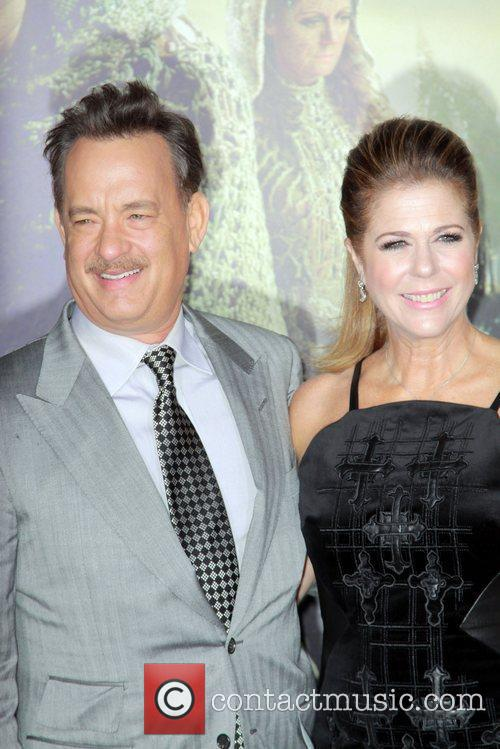 Rita Wilson and Tom Hanks 1