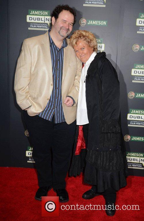Thom Fitzgerald and Brenda Fricker