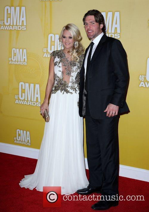 Carrie Underwood and Mike Fisher 8