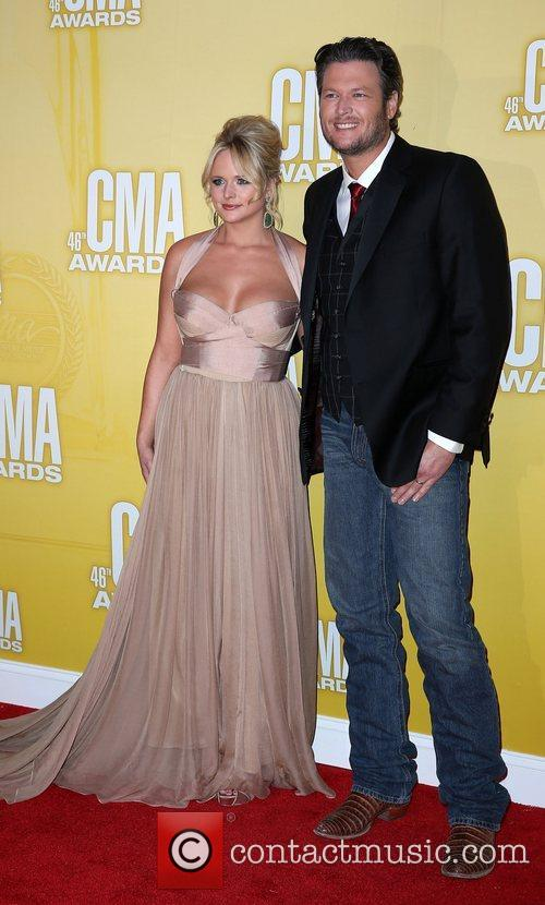 Miranda Lambert, Blake Shelton and Cma Awards 2