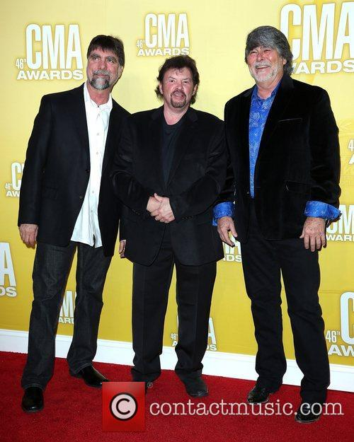 Alabama 46th Annual CMA Awards Inside Bridgestone Arena...
