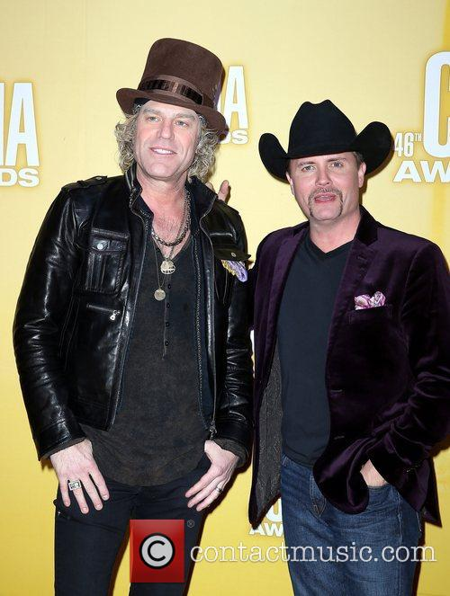Big and Rich 46th Annual CMA Awards Inside...