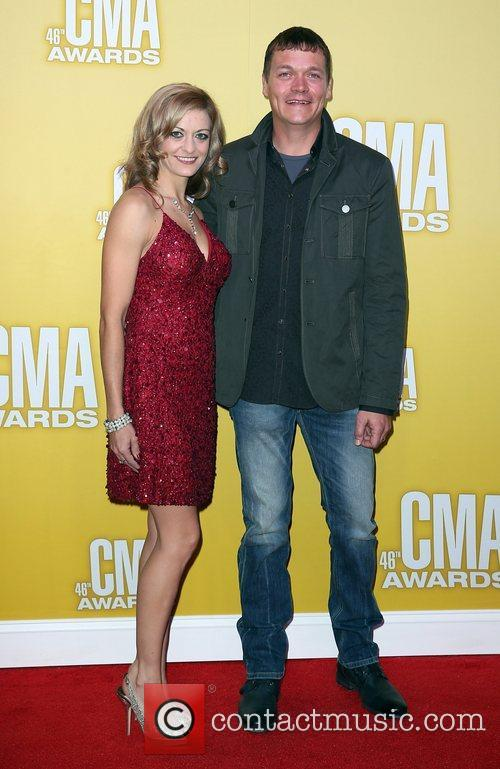 Brad Arnold 46th Annual CMA Awards Inside Bridgestone...