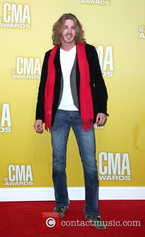 Bucky Covington 46th Annual CMA Awards Inside Bridgestone...