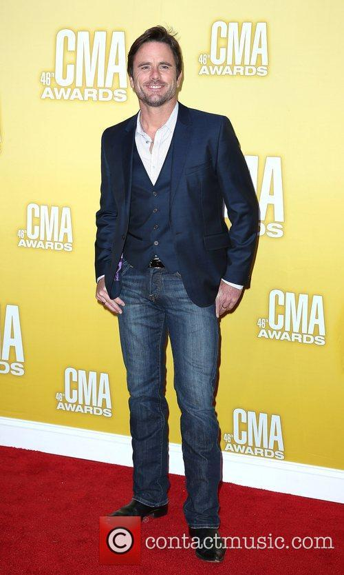 Charles Chip Esten 46th Annual CMA Awards Inside...