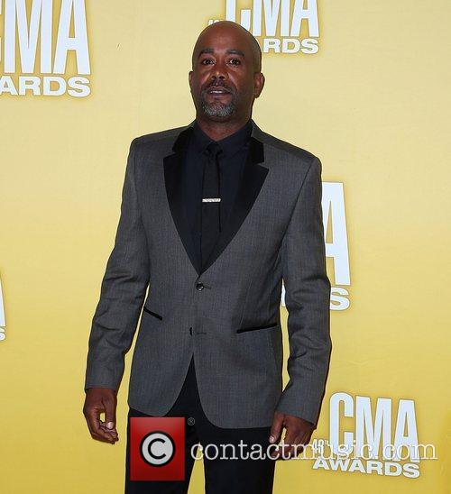 Darius Rucker 46th Annual CMA Awards Inside Bridgestone...
