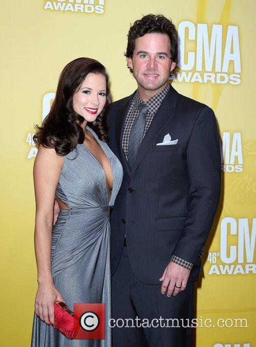 David Nail 46th Annual CMA Awards Inside Bridgestone...