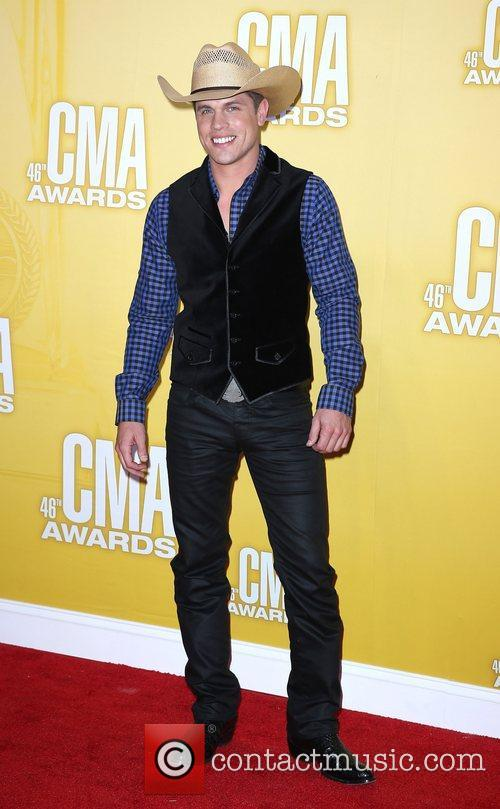 Dustin Lynch 46th Annual CMA Awards Inside Bridgestone...