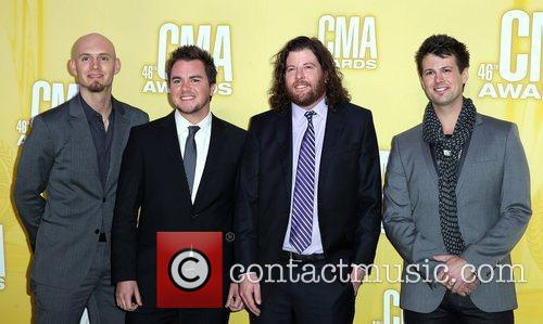 Eli Young Band 46th Annual CMA Awards Inside...