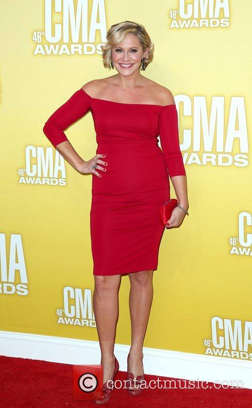 Gwen Sebastian 46th Annual CMA Awards Inside Bridgestone...