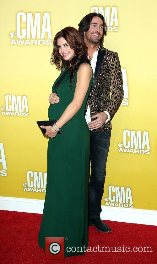 Jake Owen 46th Annual CMA Awards Inside Bridgestone...
