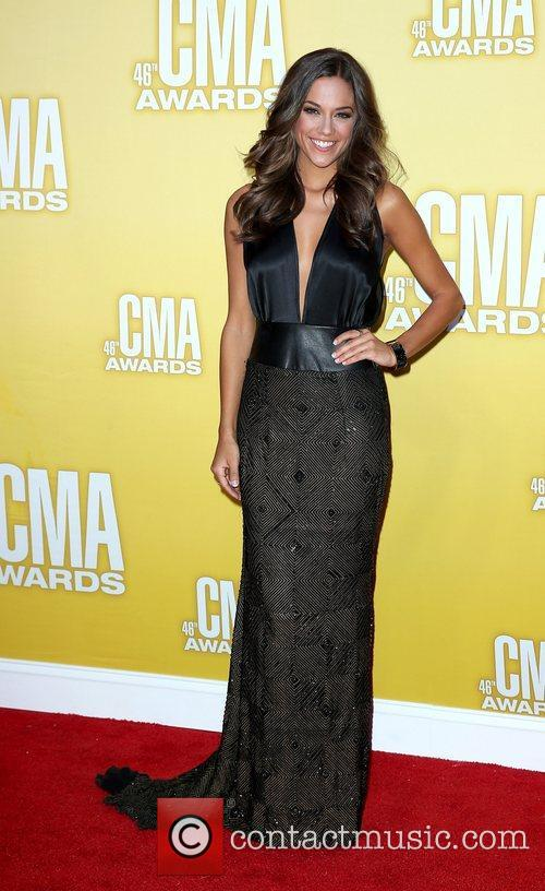 Jana Kramer 46th Annual CMA Awards Inside Bridgestone...
