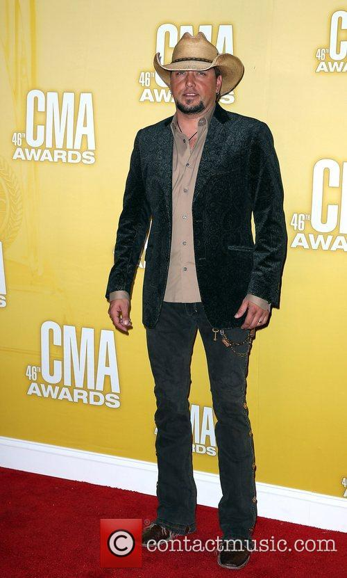 Jason Aldean 46th Annual CMA Awards Inside Bridgestone...