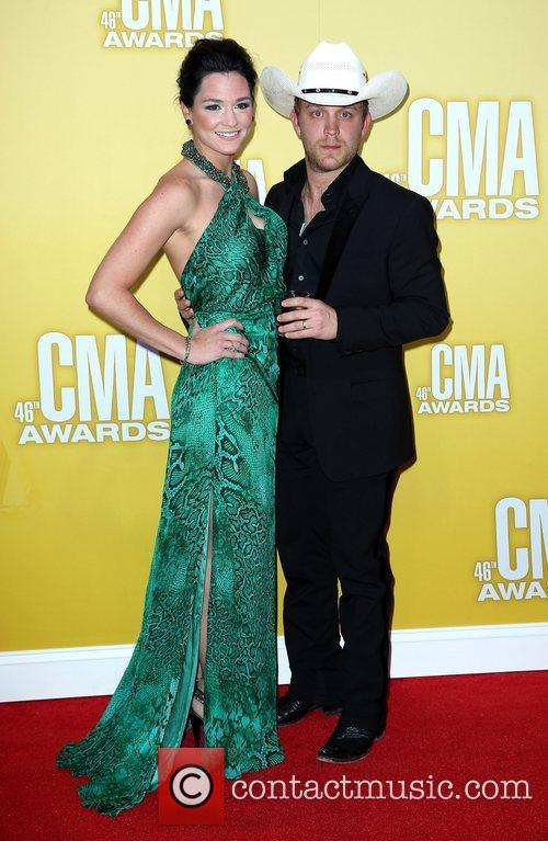 Justin Moore 46th Annual CMA Awards Inside Bridgestone...