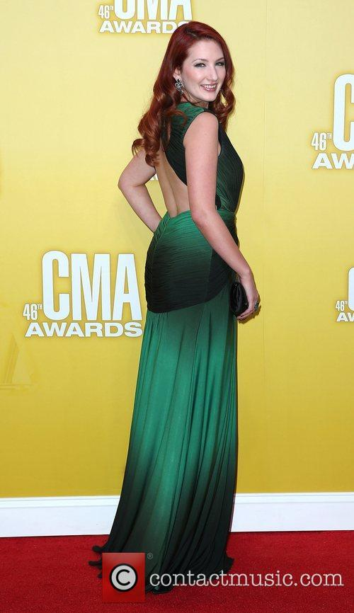 Katie Armiger 46th Annual CMA Awards Inside Bridgestone...