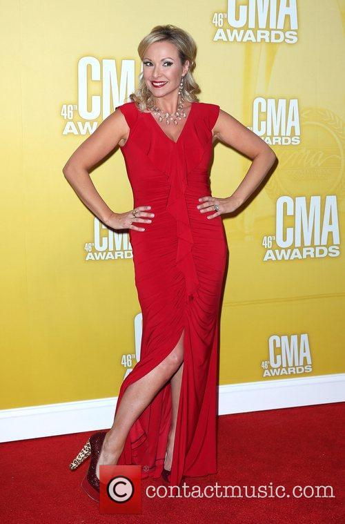 Katie Cook 46th Annual CMA Awards Inside Bridgestone...