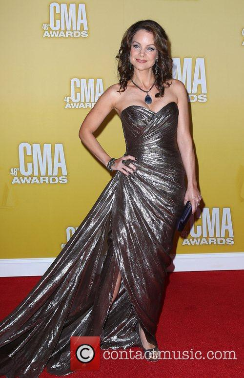 Kimberley Paisley 46th Annual CMA Awards Inside Bridgestone...