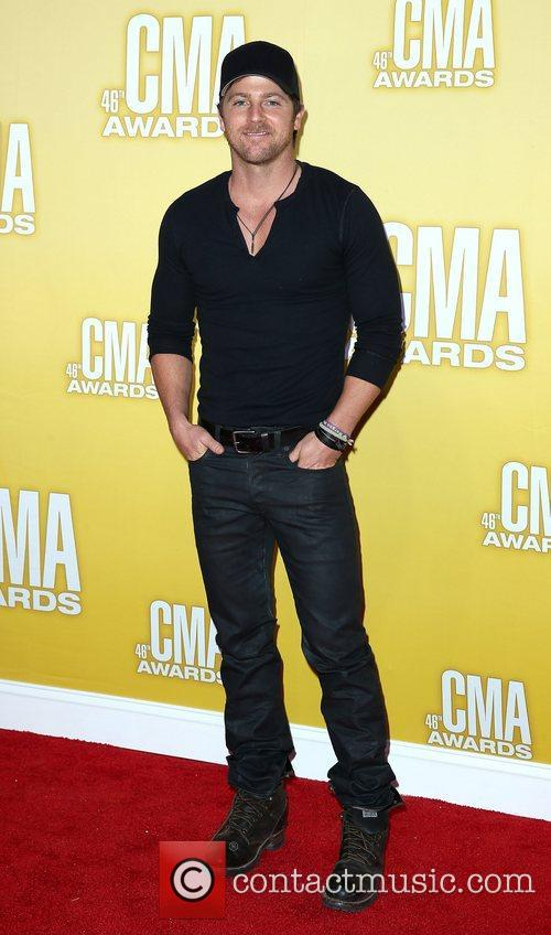 Kip Moore 46th Annual CMA Awards Inside Bridgestone...