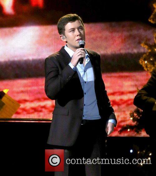 Performing at the 2012CMA Country Christmas at Bridgestone...